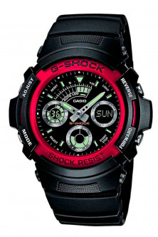 Часы CASIO AW-591-4AER Japan