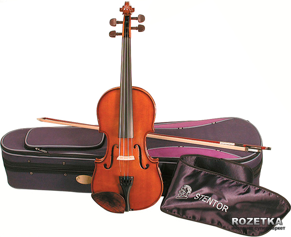 Скрипка Stentor 1400/G Student I Violin Outfit 1/8