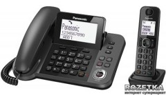 Panasonic KX-TGF320UCM Black