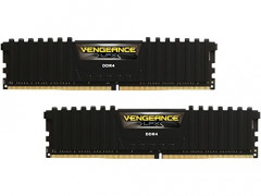 Corsair 8GB 2400MHz Vengeance LPX Black CL14 (2x4GB) (CMK8GX4M2A2400C14)