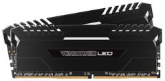 CORSAIR Vengeance Blue LED 16GB [2x8GB 3000MHz DDR4] (CMU16GX4M2C3000C15B)
