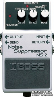 Педаль эффектов Boss NS-2 Noise Suppressor