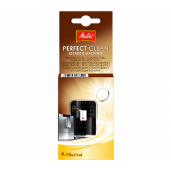 Таблетки для чистки Melitta cleaner perfect clean таблетки 4х1,8г