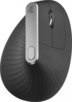 Мышь Logitech MX Vertical Advanced Ergonomic Mouse Graphite (910-005448)