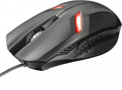 Мышь Trust Ziva Gaming Mouse (21512) Black/Grey