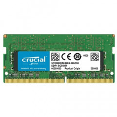 Crucial 8 GB SO-DIMM DDR4 2666 MHz (CT8G4SFS8266)