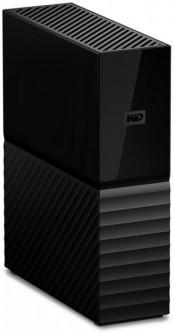 Жесткий диск Western Digital My Book 8000GB Black (WDBBGB0080HBK-EESN)
