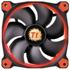 Кулер Thermaltake Riing 14 LED Red (CL-F039-PL14RE-A)