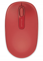 Миша Microsoft Mobile 1850 Wireless Flame Red (U7Z-00034) - зображення 1