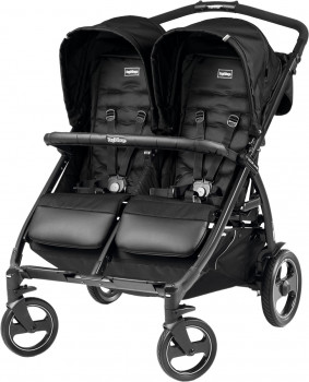 Коляска Peg-Perego Book For Two Class Black (8005475390535) (IP05280000SU13)