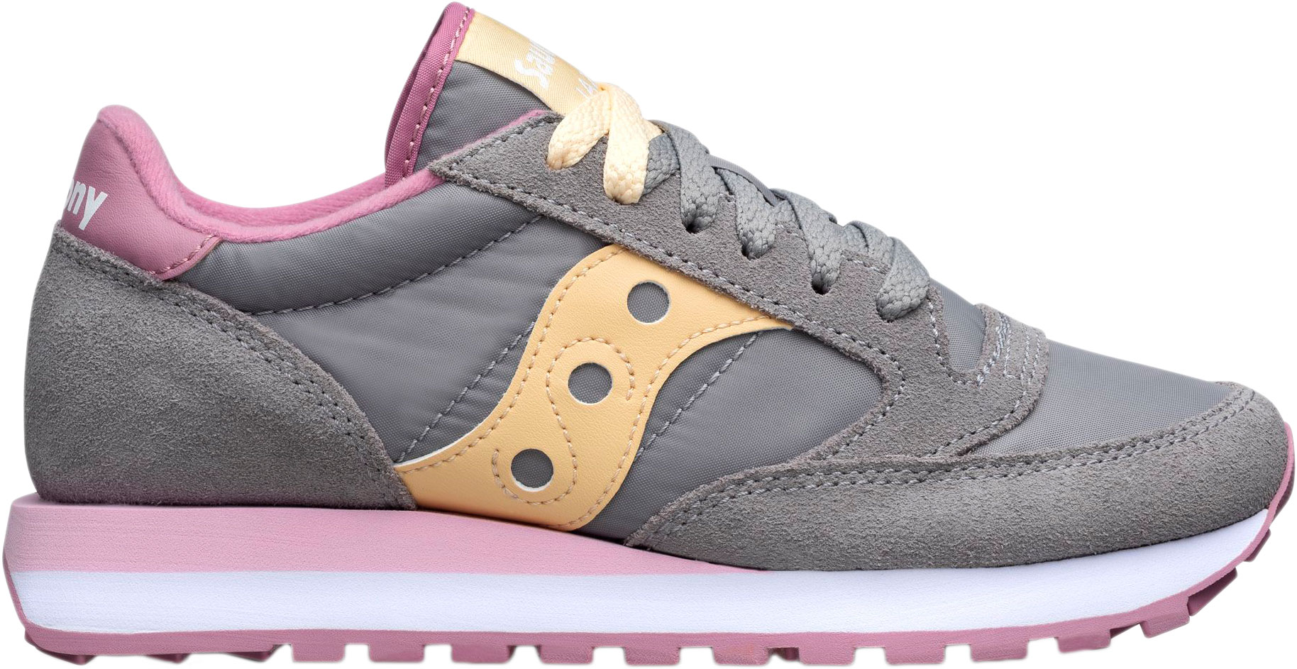 low priced 5126c 92ead Кроссовки Saucony 1044-515s 41 (9.5) 26 см Grey/Orchid/Wheat (44209794612)