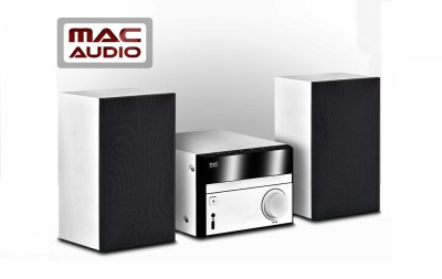 Минисистема Mac Audio MMC 240 White