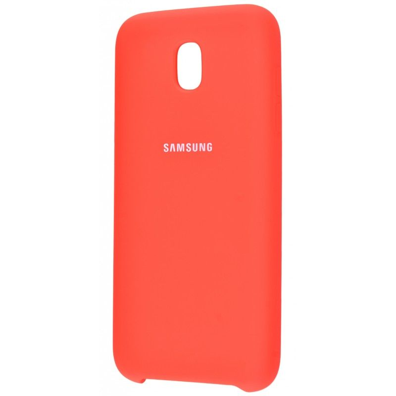Silicone Cover Samsung Galaxy J7 2017 Red