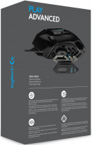 Мышь Logitech G502 Gaming Mouse HERO High Performance Black (910-005470) - изображение 5