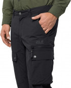 Брюки Jack Wolfskin Lakeside Pants M 1505371-6350 54 (4060477135380) - изображение 4