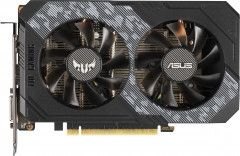 Asus PCI-Ex GeForce RTX 2060 TUF Gaming OC 6GB GDDR6 (192bit) (1710/14000) (DVI, 2 x HDMI, DisplayPort) (TUF-RTX2060-O6G-GAMING)