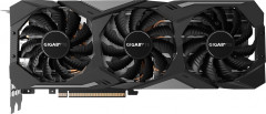 Gigabyte PCI-Ex GeForce RTX 2080 Gaming Black 8GB GDDR6 (256bit) (1710/14000) (USB Type-C, HDMI, 3 x Display Port) (GV-N2080GAMING-8GC)