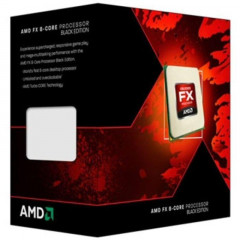 Процессор AMD AM3+ FX8350 Box 8x40 GHz Turbo Boost 42 GHz L3 8Mb Vishera 32 nm TDP 125W FD8350FRHKBOX
