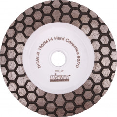 Фреза алмазная Distar Hard Ceramics DGW-S 100/M14 60/70 (17483524005)