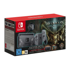 Nintendo Switch Diablo Limited Edition