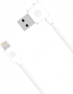 Кабель WK Usb Cable to Lightning Junzi 1m (WKC-006) 1м белый