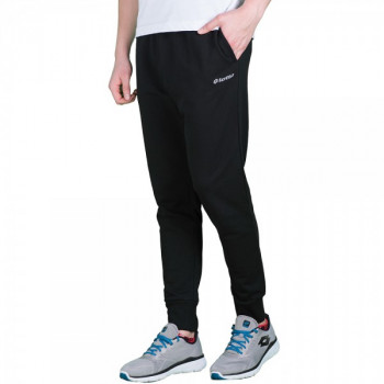 b9c8a874 Спортивные штаны мужские Lotto PANT MILANO RIB FT XL ALL BLACK 211028/1CL