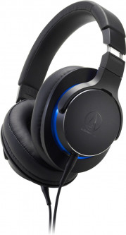 Наушники Audio-Technica ATH-MSR7b Black