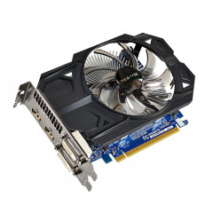 Gigabyte GeForce GTX750 1Gb 128 bit DDR5 (GV-N75OC-1GI) Refurbished