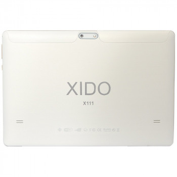 Планшет Xido x111 10,1'IPS QuadCore 1/16 Gb White