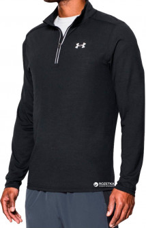 Спортивная кофта Under Armour Threadborne Streaker 1/4 Zip 1271851-001 L (888728901218)