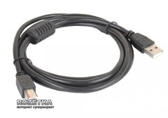 Кабель Gemix USB 2.0 AM - BM 1.8 м (GC 1614)