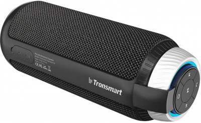 Акустична система Tronsmart Element T6 Portable Bluetooth Speaker Black (FSH55581)