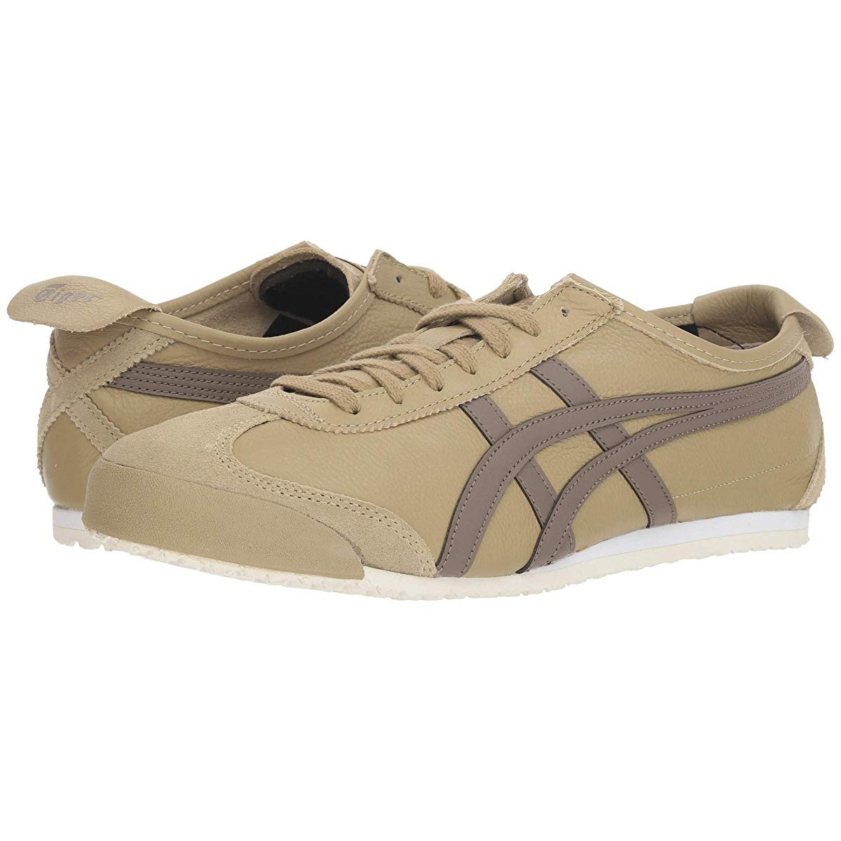 06dc5741 Кроссовки Onitsuka Tiger by Asics Mexico 66 Beige, 36 (225 мм) (10208859