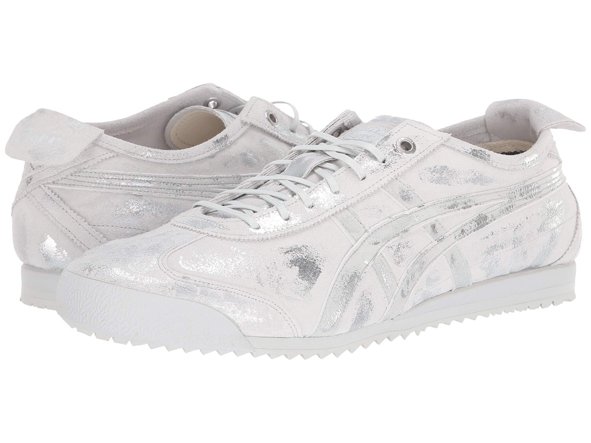 new concept d23af c9bde Кроссовки Onitsuka Tiger by Asics Mexico 66® SD Silver, 47 (300 мм)  (10103342)