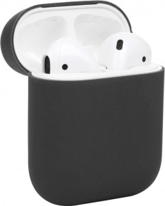 Чехол Silicon BeCover для Apple AirPods Gray (BC_703346)
