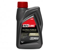 Моторное масло Revline Ultra Force Synthetic 5W40 1л