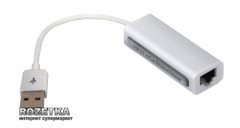 Адаптер Gemix USB 2.0 - LAN Ethernet (GC 1919)