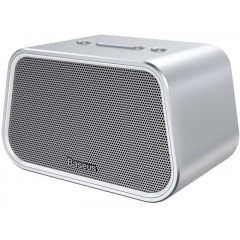 Акустическая портативная система Baseus E02 Encok Multi-functional wireless speaker Silver Original (1131)