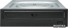 LG DVD Super Multi SATA GH24NSD1 Bulk Black