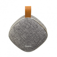Портативная колонка Hoco BS9 Premium Bluetooth Speaker Gray (vn640)