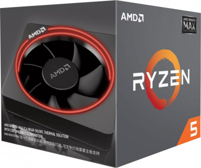 Процесор AMD Ryzen 5 2600X 3.6GHz/16MB (YD260XBCAFMAX) sAM4 BOX