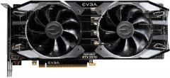 EVGA PCI-Ex GeForce RTX 2070 XC Ultra Gaming 8GB GDDR6 (256bit) (1725/14000) (USB Type-C, HDMI, 3 x DisplayPort) (08G-P4-2173-KB)