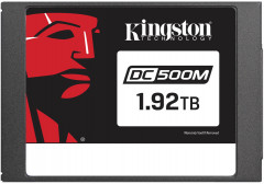 "Kingston DC500M 1.92TB 2.5"" SATAIII 3D TLC (SEDC500M/1920G)"