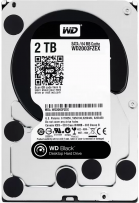 Жорсткий диск Western Digital Black 2TB 7200rpm 64MB WD2003FZEX 3.5 SATA III