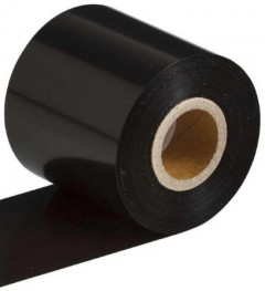 Риббон ATM WAX/Resin 85 мм x 300 м Out Black (WAX/Resin 85x300м Out)