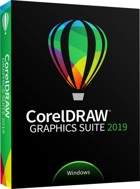 CorelDRAW Graphics Suite 2019 Single User Business Upgrade License (Windows) (LCCDGS2019ML)
