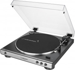 Audio-Technica AT-LP60X USB Gun Metal (AT-LP60XUSBGM)