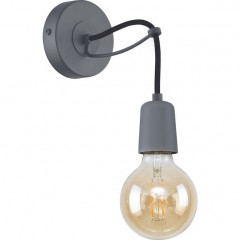 Бра Tk Lighting 2683 Qualle Gray