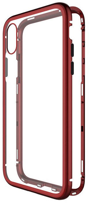 Чехол WK Design Magnets Red (WPC-103) for iPhone Xs Max