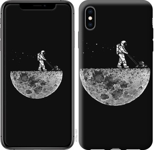 Чехол EndorPhone на iPhone XS Max Moon in dark (4176c-1557)